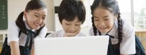 小中学生向けキッズプログラミング倶楽部のイメージ